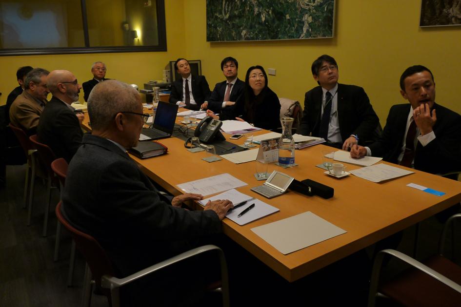 fukuoka delegacion