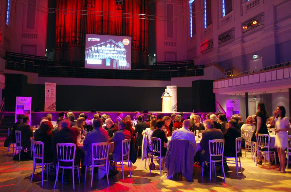 The Academy of Urbanism Awards 2016