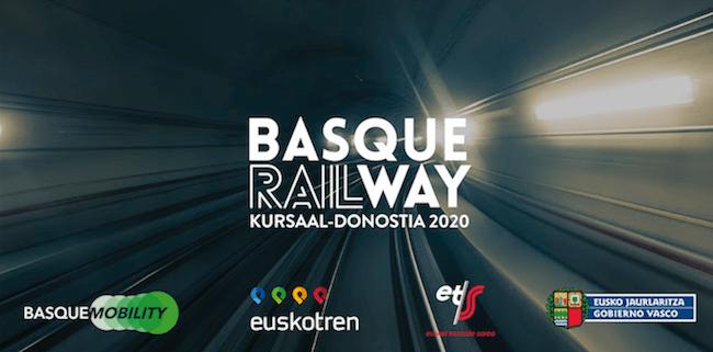 Basque Railway 2020. IV Jornada Internacional Ferroviaria