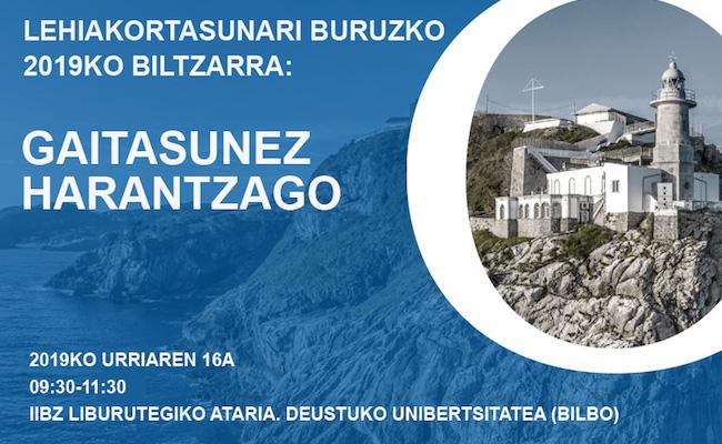 Conferencia de Competitividad del País Vasco 2019