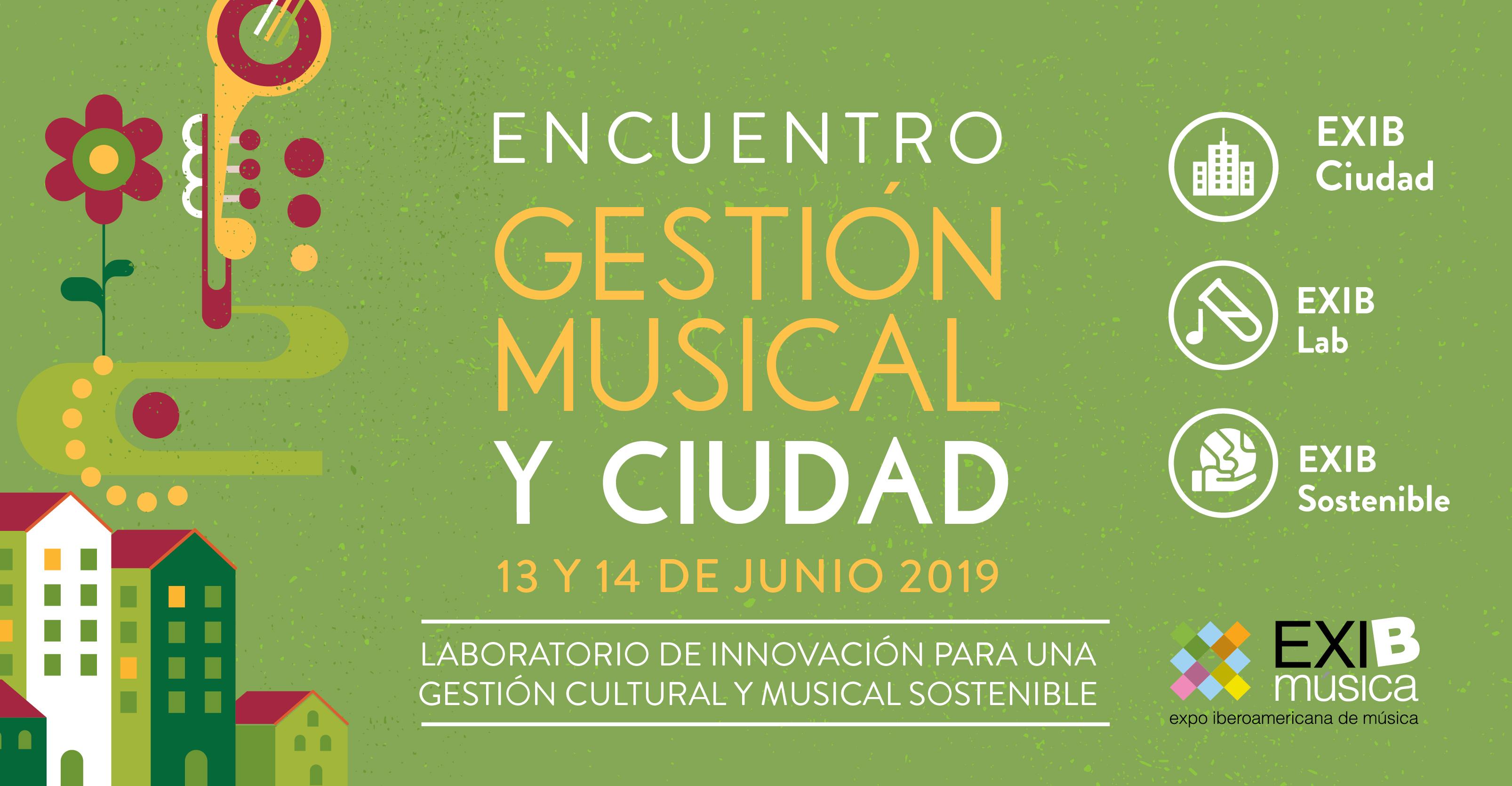 La V Edición de EXIB Música Setúbal 2019 analizará el papel de la Cultura y la Música en el Plan Estratégico de la Ciudad