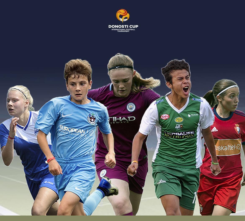 2019ko Donosti Cup-eko aurkezpena