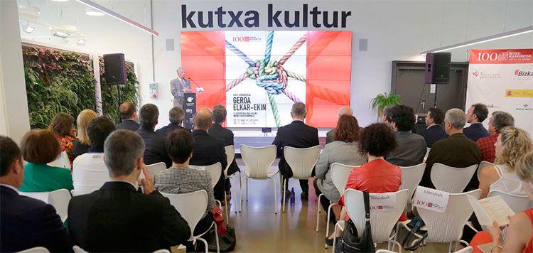 Presentación del libro del XVIII Congreso de Eusko Ikaskuntza