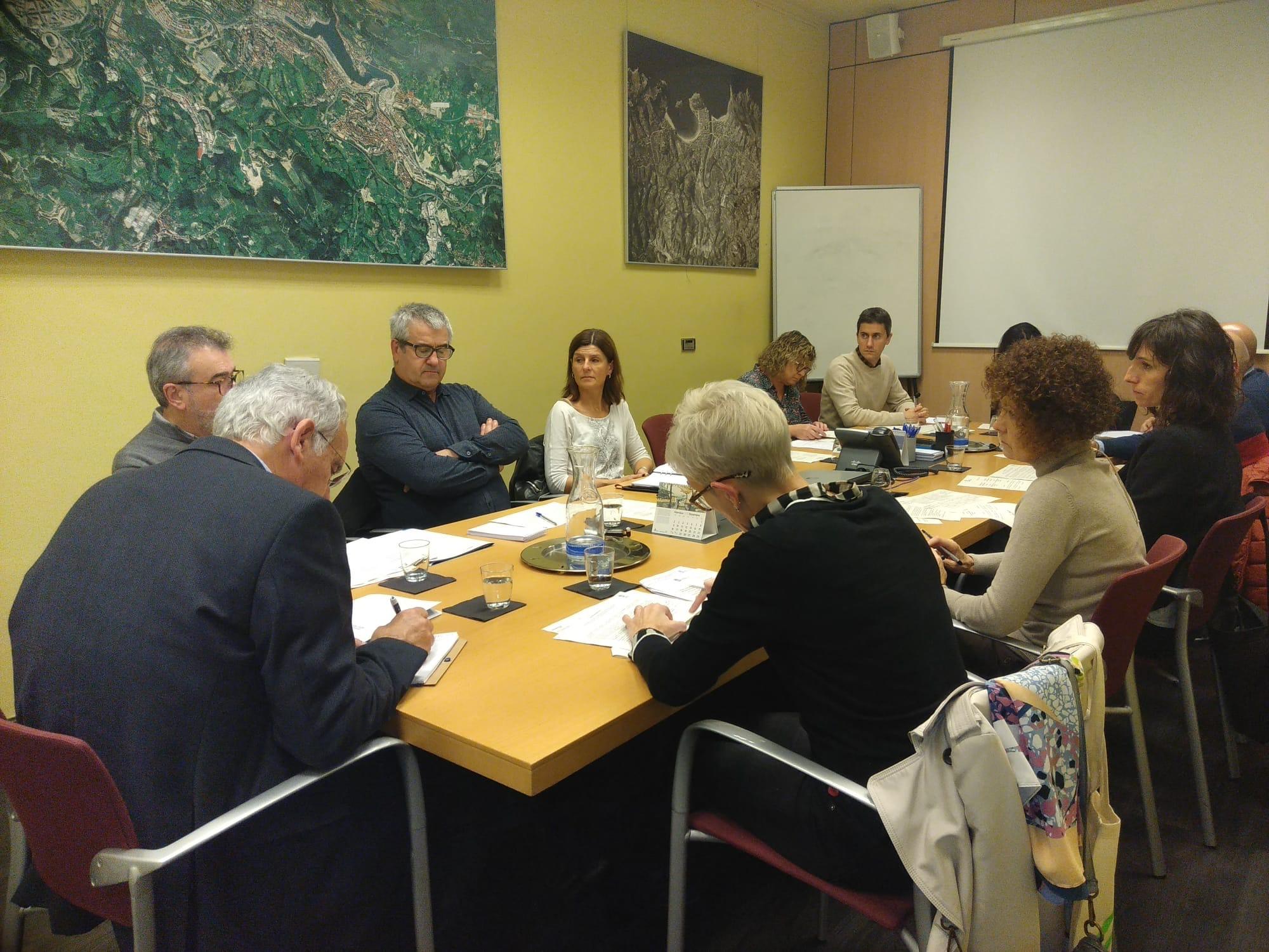 Reunión de la Comisión Permanente