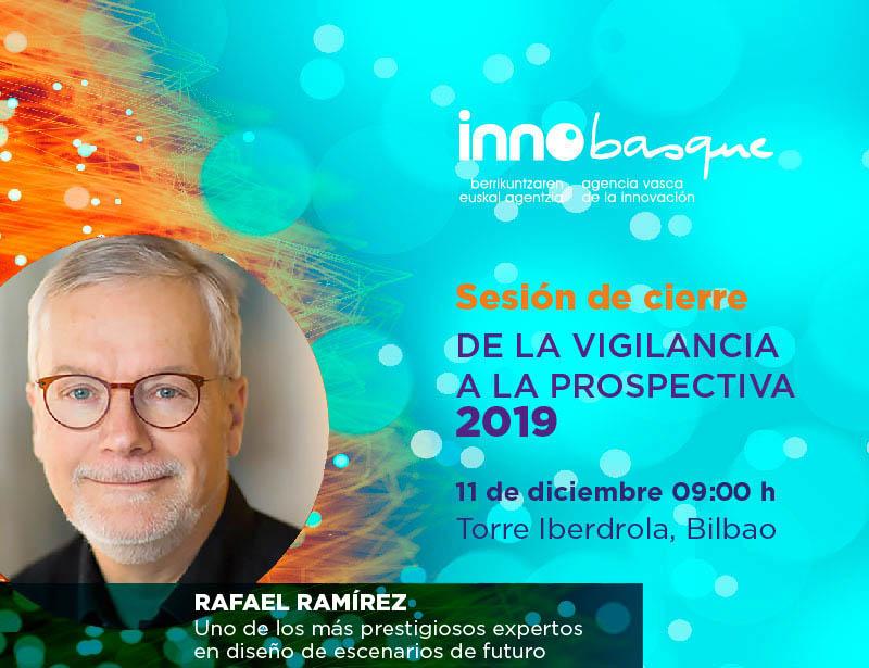 Sesión de cierre: de la vigilancia a la prospectiva 2019