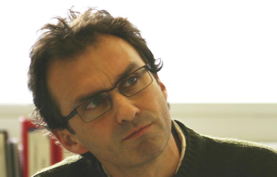 Marcos Simón, director de DRO Biosystems