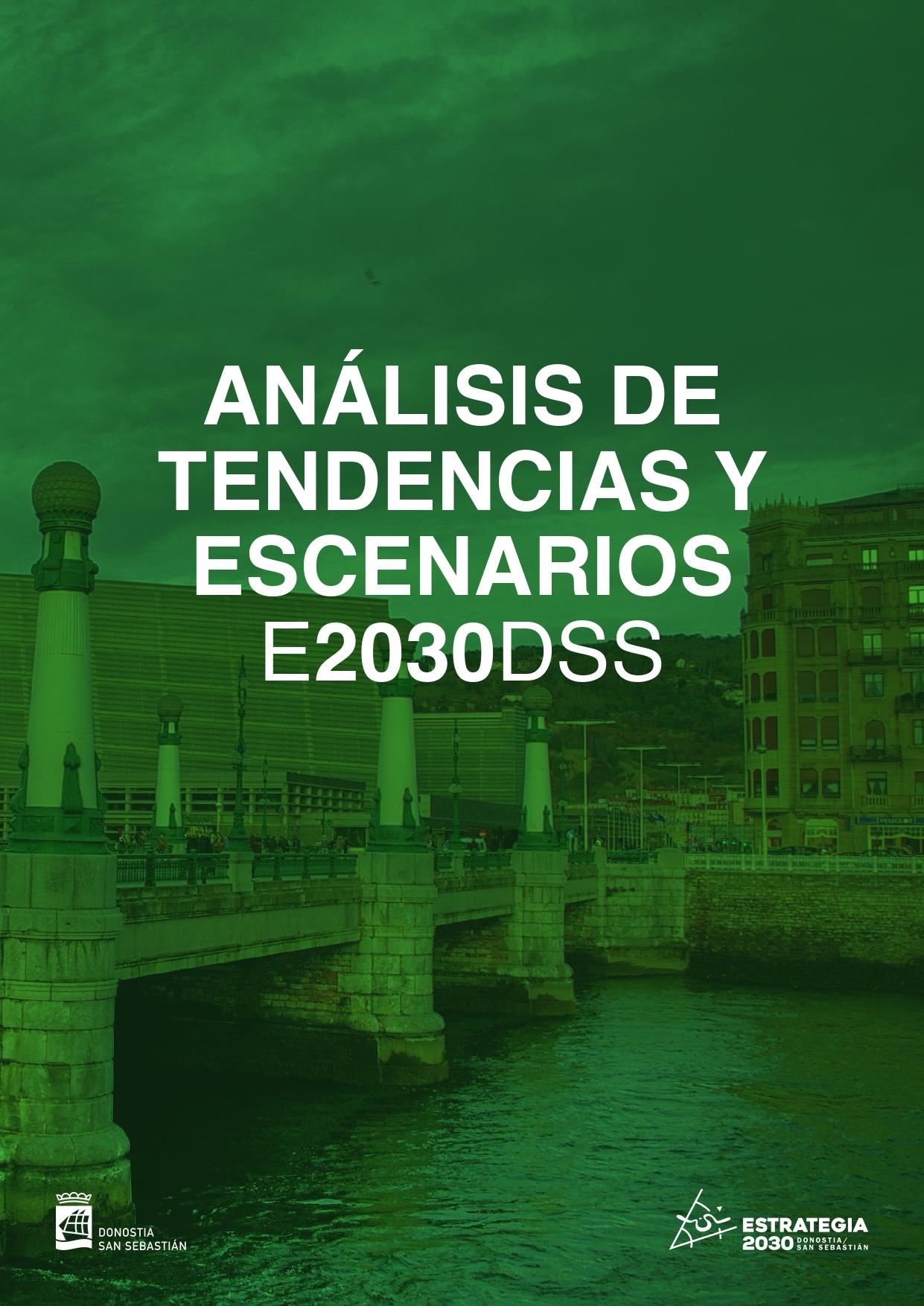Análisis de tendencias y escenarios E2030DS