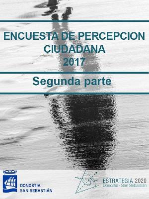 Encuesta de Percepción Ciudadana 2017. Segunda parte