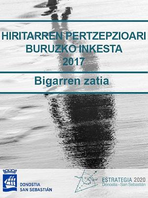 Enquête de Perception Citoyenne 2017. Deuxieme part. Basque version