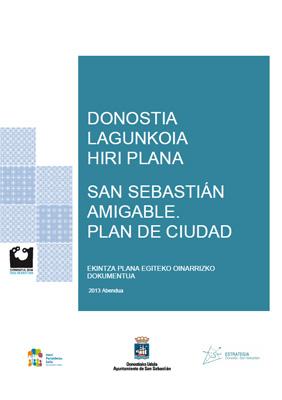 Donostia Lagunkoia-Hiri Plana