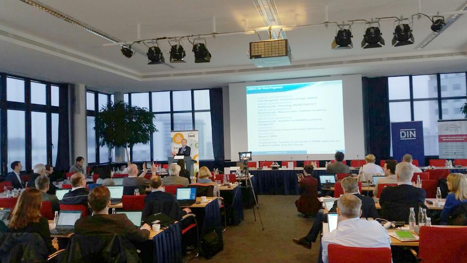 European Workshop on Resilience