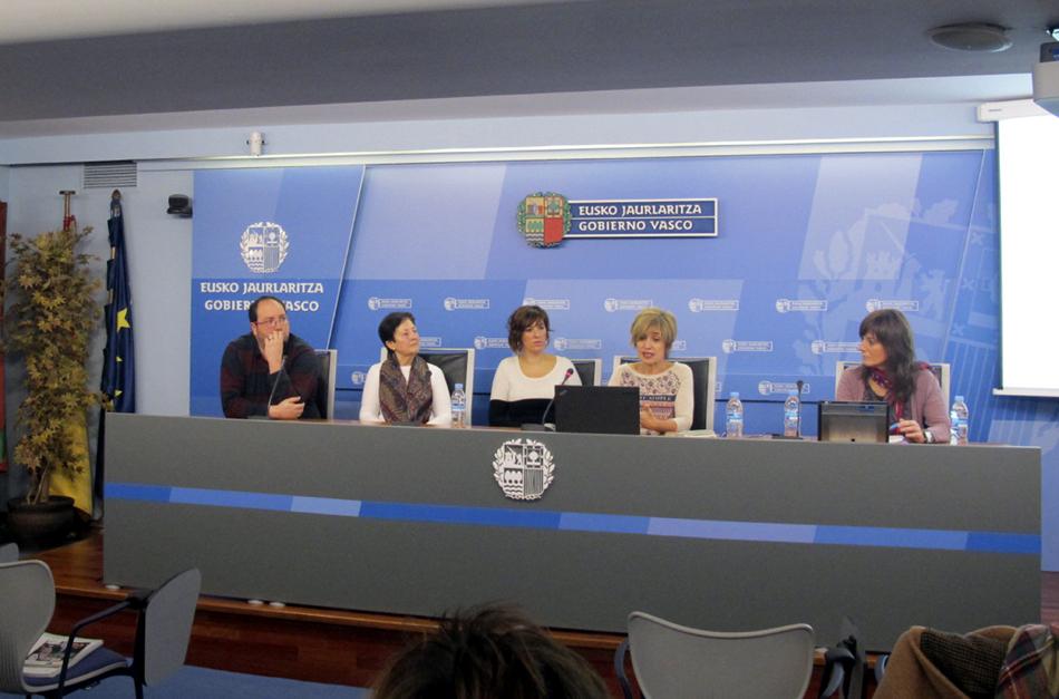 Euskadi Lagunkoia presentación