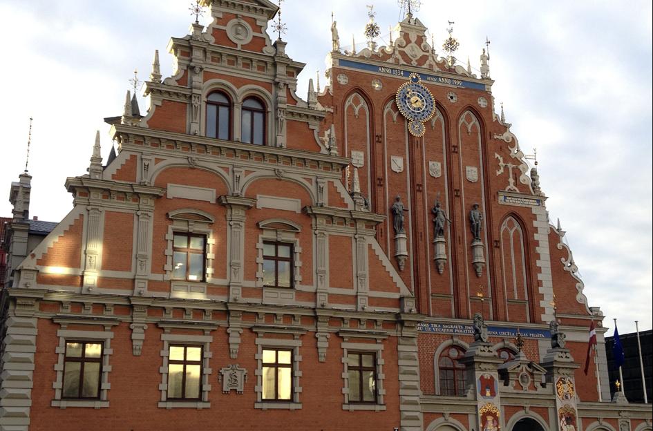 Riga ciudad