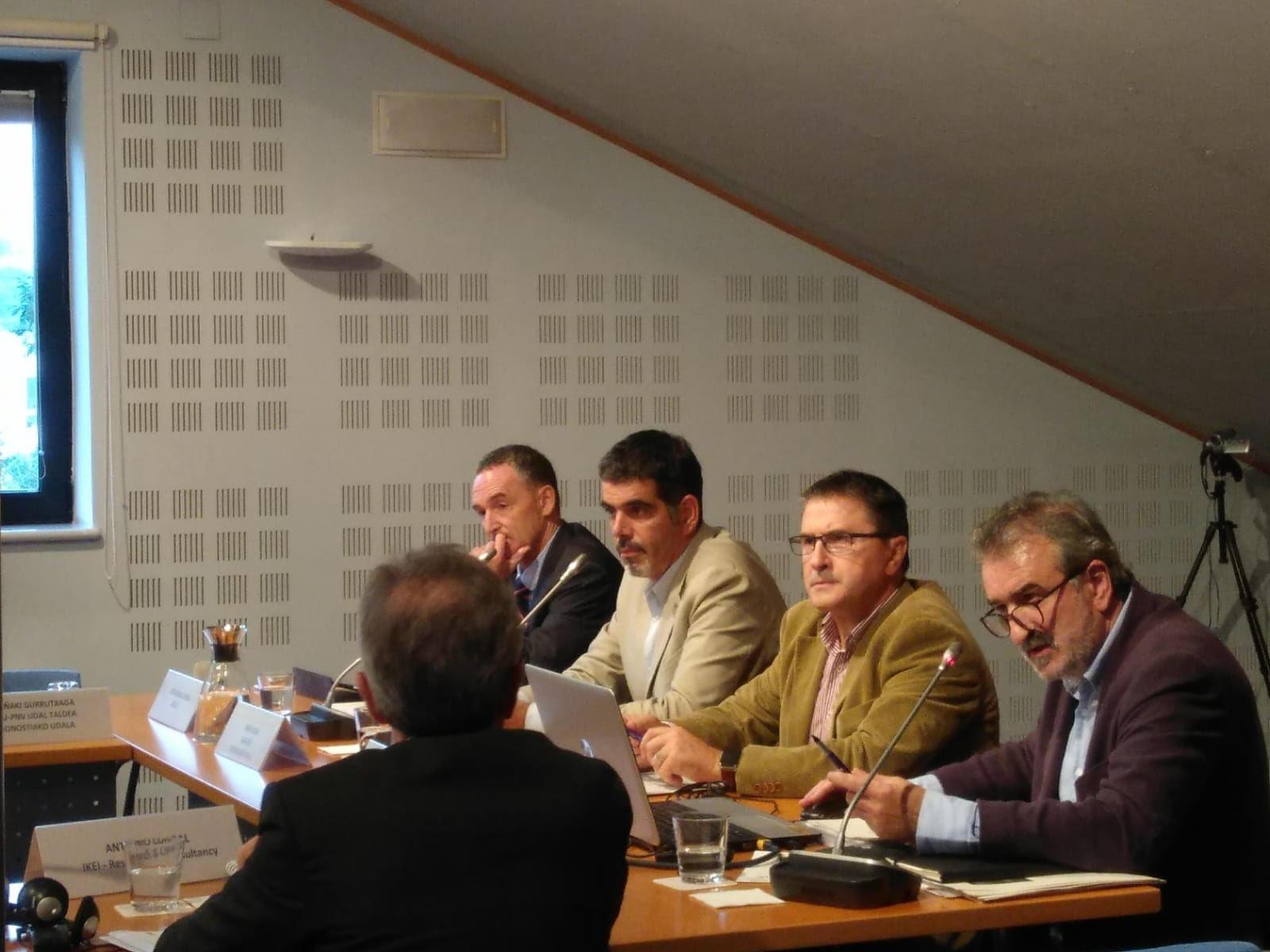 Comisión de Trabajo para el Plan Estratégico