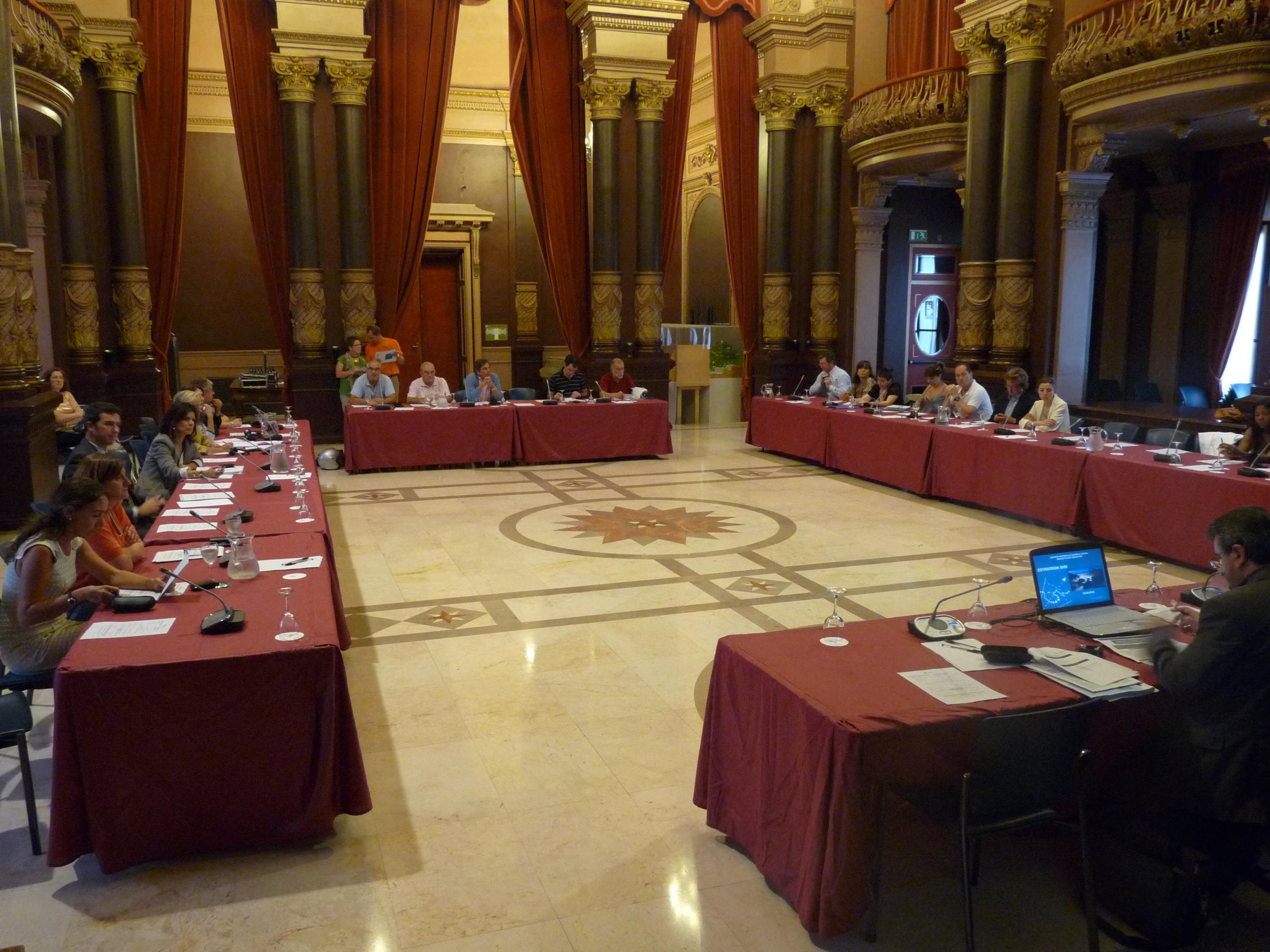 Consejo Social Plenario