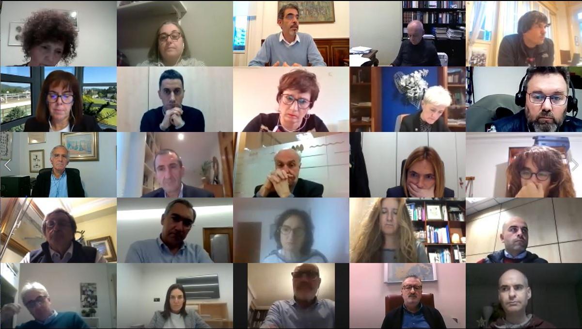 El Consejo Social de Donostia / San Sebastián reflexiona sobre el estado de la ciudad debido a la pandemia