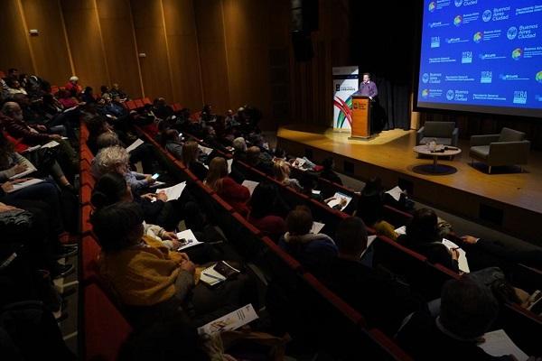 Bideokonferentzia: Tokiko Garapen Ekonomikorako Estrategiak