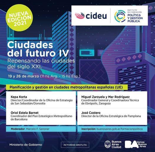 Ciudades del futuro. Repensando las ciudades del siglo XXI