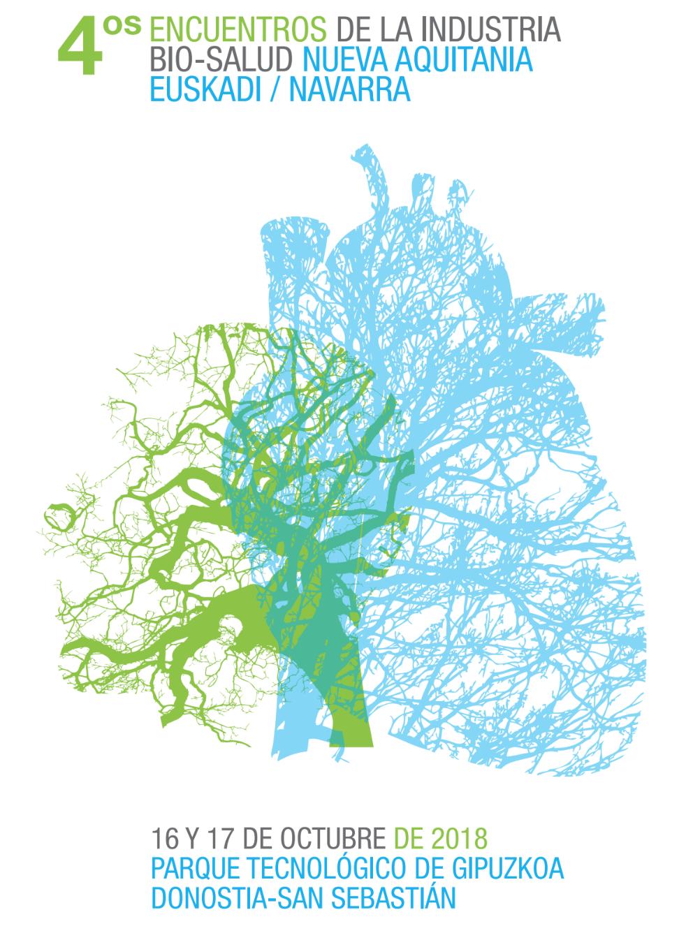 4 ° Encuentro Transfronterizo de Industrias Biosanitarias: Nueva Aquitania, País Vasco y Navarra