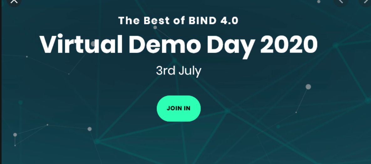 The Best of BIND 4.0, Virtual Demo Day