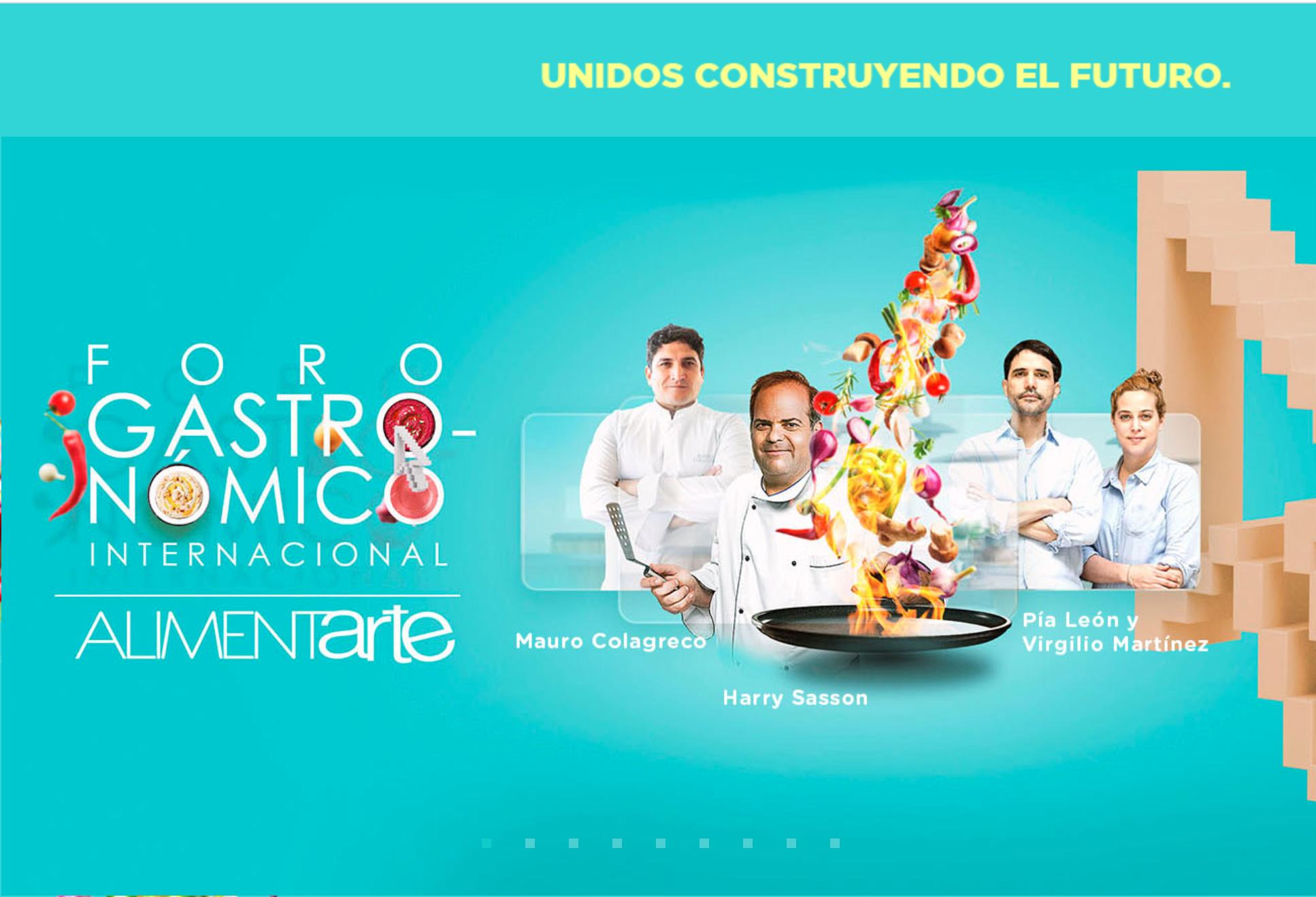 IV Foro Gastronómico Internacional Alimentarte