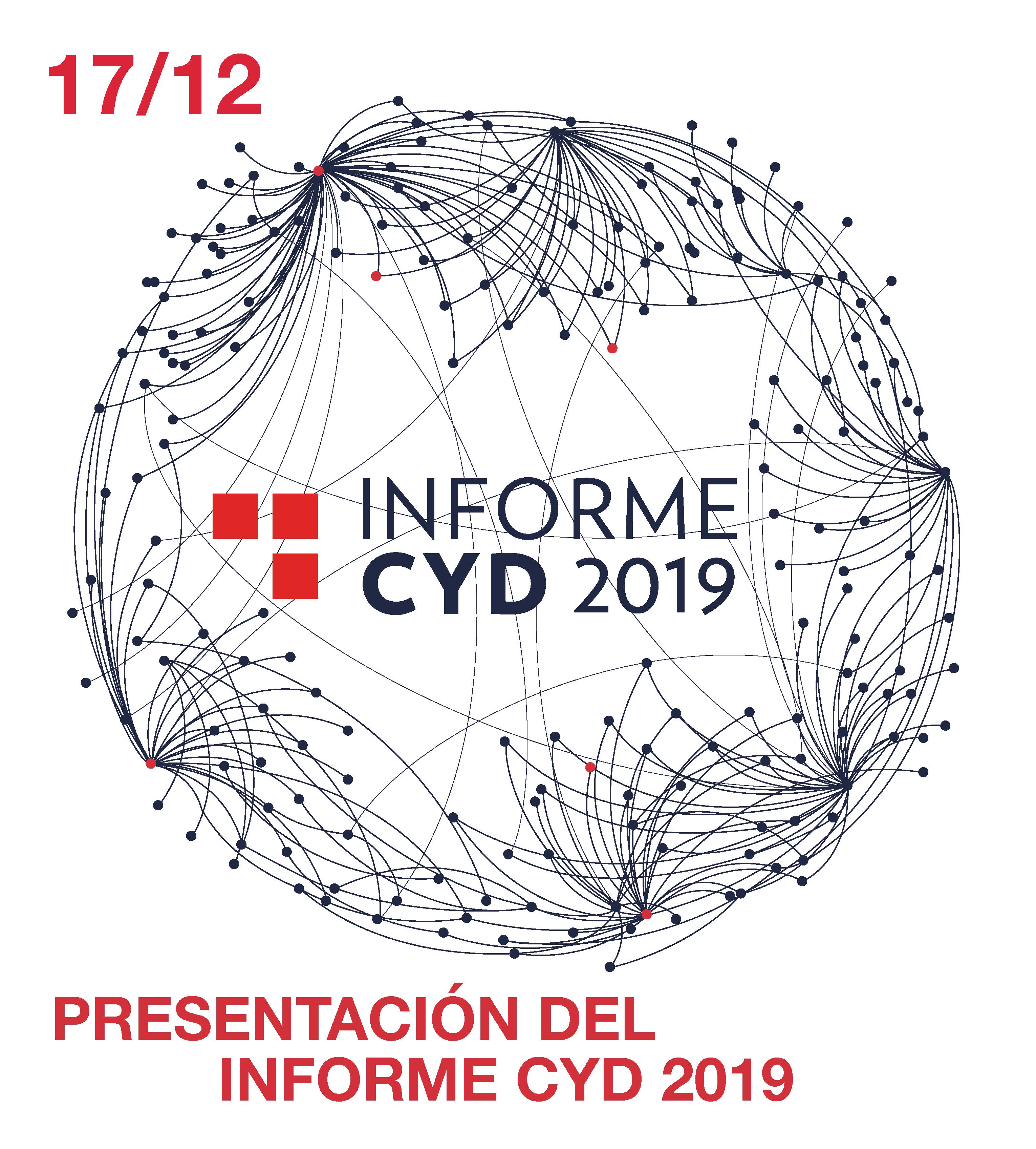 CYD 2019 txostenaren aurkezpena