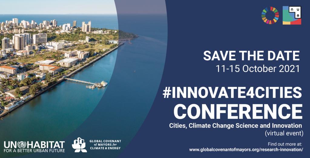 Congreso virtual Innovate4Cities