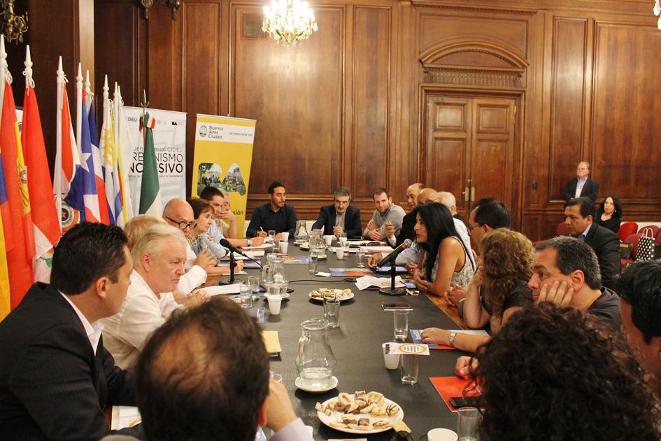 Congreso anual de CIDEU. Urbanismo inclusivo