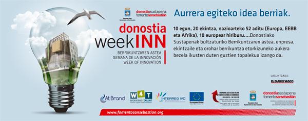 Donostia Weekin Semana de la Innovación 2020