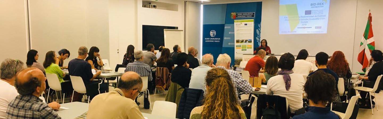 Foro Social de la Biodiversidad de Euskadi 2020