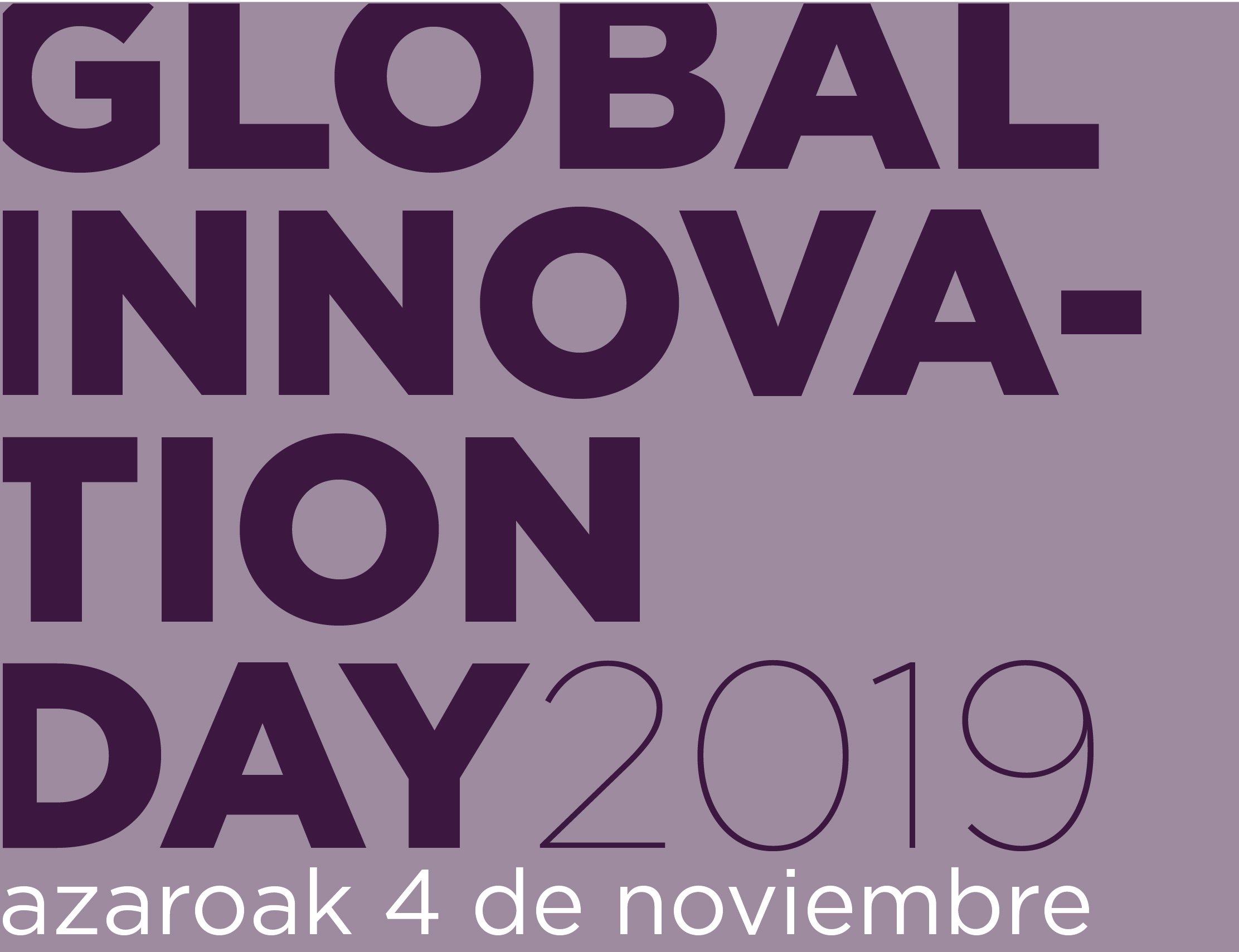 Global Innovation Day 2019