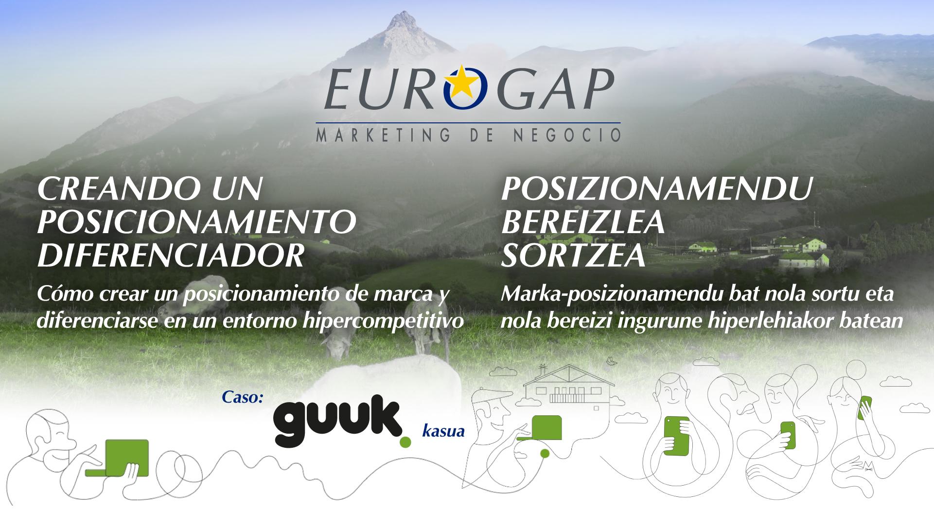 Encuentro de marketing EUROGAP: Creando un posicionamiento negociador