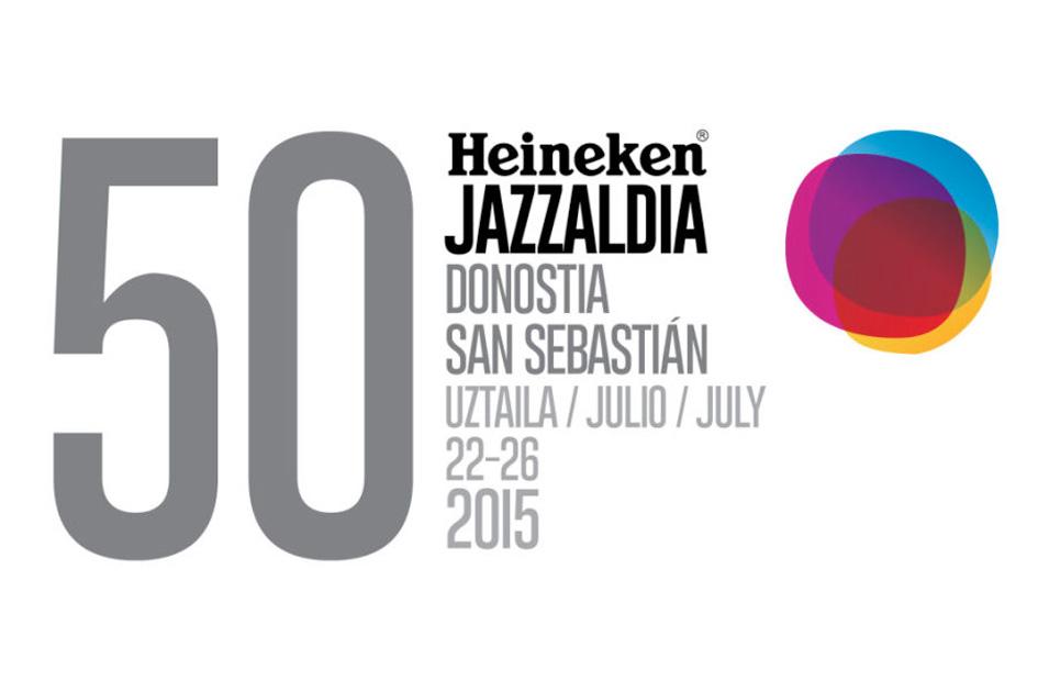 Heineken Jazzaldia. Nazioarteko jazzaldiaren 50. Edizioa