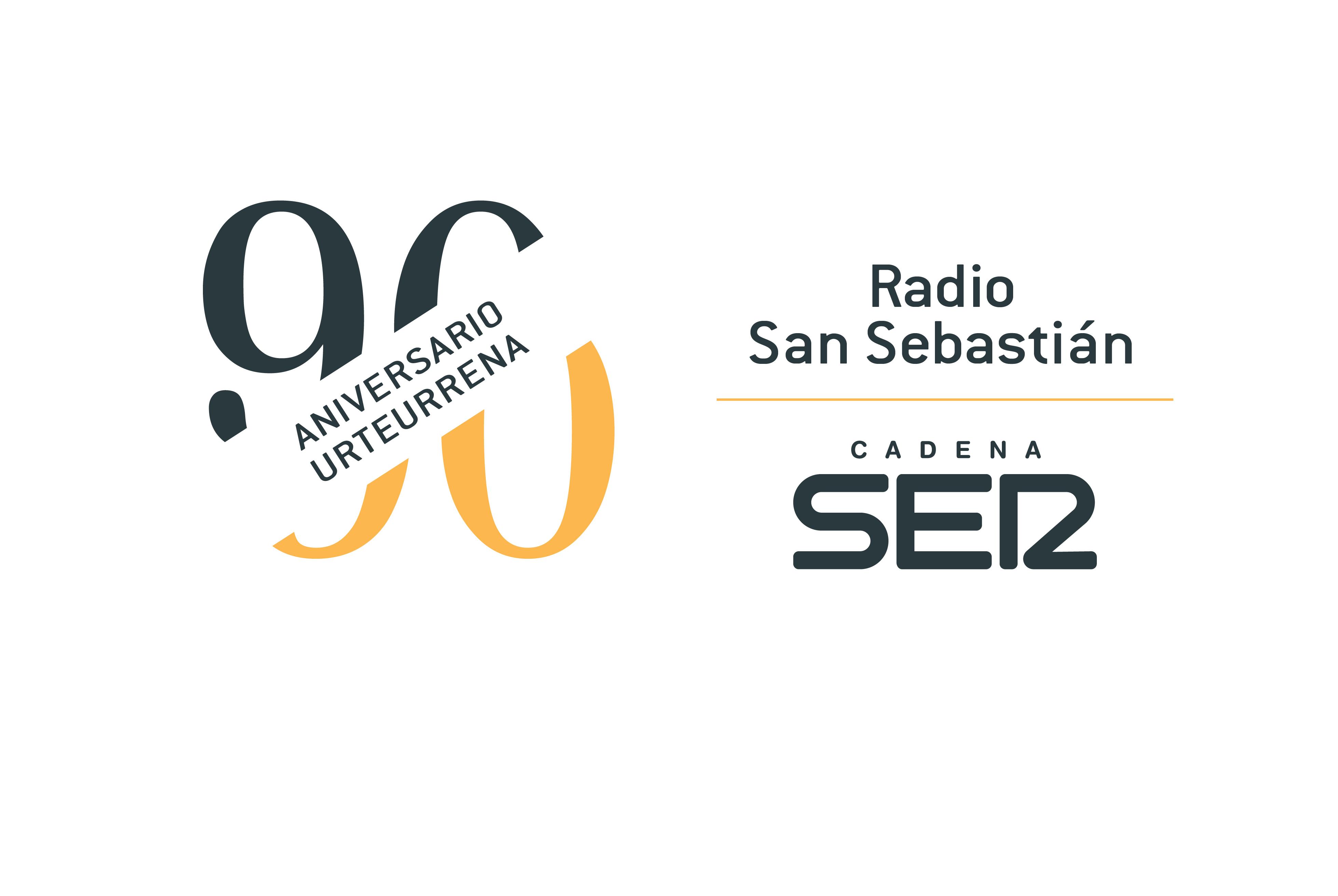Radio San Sebastián-en 90. urteurrena