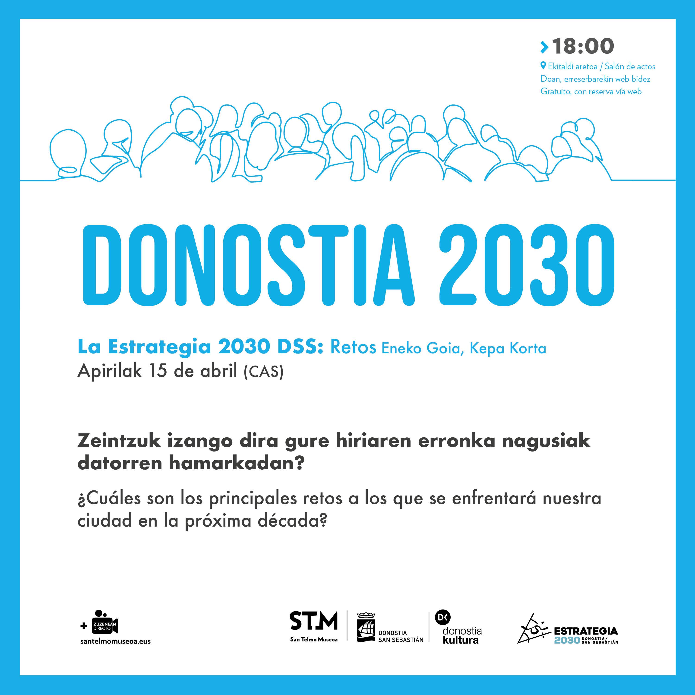 La Estrategia 2030 DSS: Retos