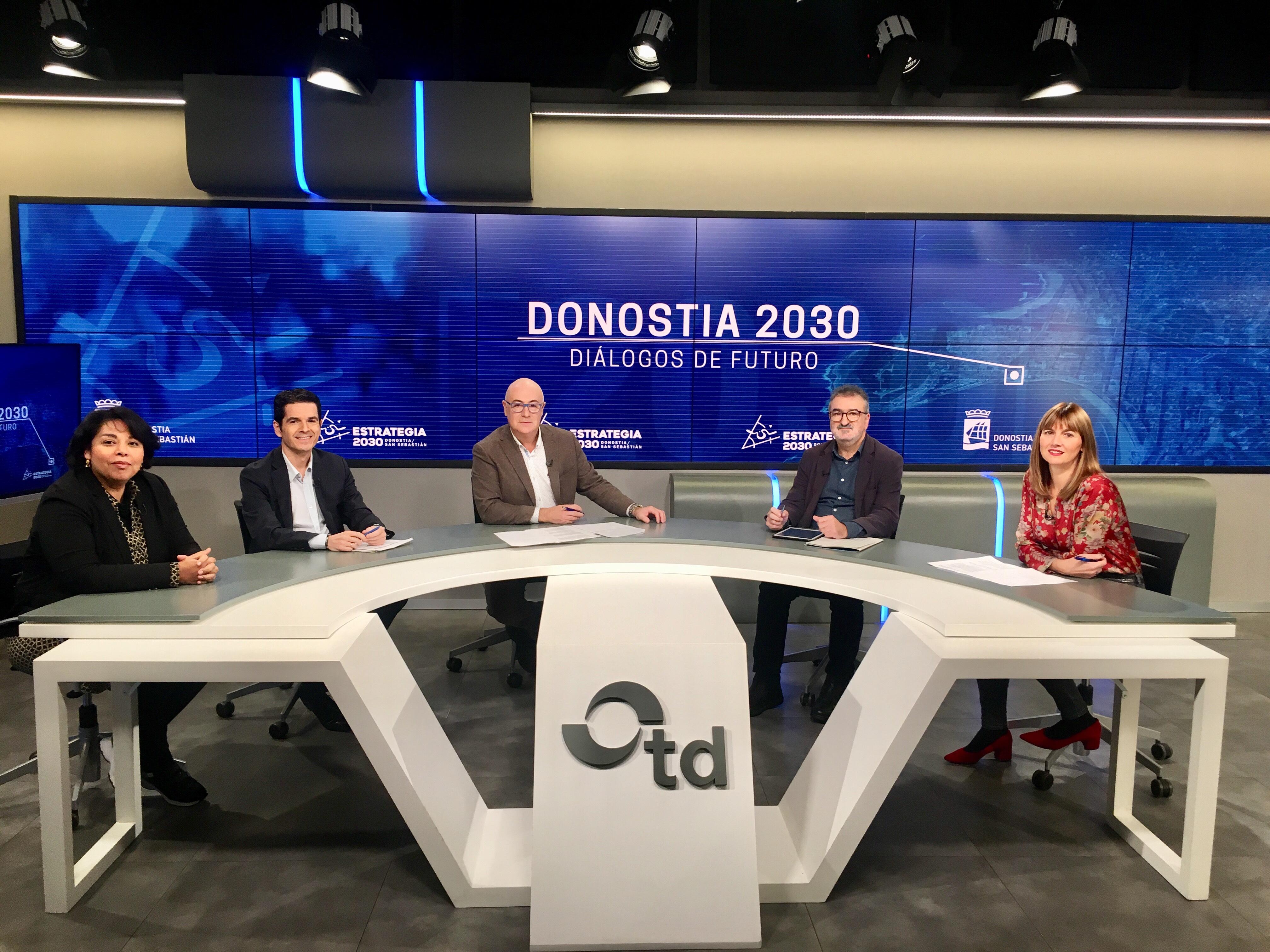 El impacto demográfico en los Diálogos de Futuro de 2030 de Teledonosti