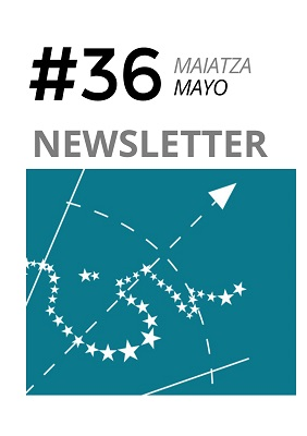Newsletter Mayo 2018 - Nº 36